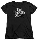 Womens: The Twilight Zone - Logo T-Shirt