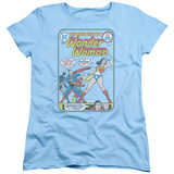 Womens: Wonder Woman - Wonder Woman No.212 Cover T-shirts