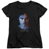 Womens: The Vampire Diaries - Damon T-Shirt