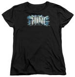 Womens: The Thing - Logo T-shirts