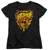 Womens: The Flash - Blazing Speed T-Shirt