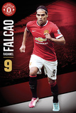 Manchester United Falcao 14/15 Prints
