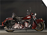 1953 Indian Roadmaster Chief Prints by S. Clay