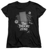Womens: The Twilight Zone - Monologue Vêtements