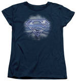 Womens: Superman - Freedom Of Flight Shirts