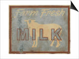 Milk Prints by Norman Wyatt Jr.