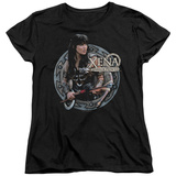 Womens: Xena: Warrior Princess - The Warrior Shirt