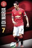 Manchester United Di Maria 14/15 Affiches