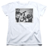 Womens: The Munsters - Play It Again T-shirts