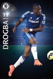 Chelsea Drogba 14/15 Poster