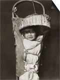 Apache Infant, C1903 Posters by Edward S. Curtis