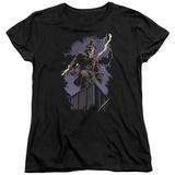 Womens: Watchmen - Rorschach Night T-Shirt