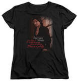 Womens: The Vampire Diaries - Threes A Party T-shirts