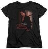 Womens: The Vampire Diaries - Threes A Party Shirt