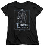 Womens: The Hobbit: An Unexpected Journey - Thorin Stare T-Shirts