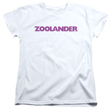 Womens: Zoolander - Logo T-Shirt