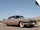 1959 Cadillac Eldorado Convertible Prints by S. Clay