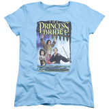 Womens: The Princess Bride - Alt Poster T-Shirt