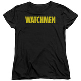 Womens: Watchmen - Logo Shirts