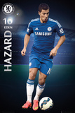 Chelsea Hazard 14/15 Prints