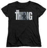 Womens: The Thing - Logo T-Shirt