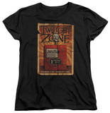 Womens: The Twilight Zone - Seer T-shirts