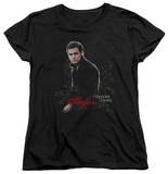 Womens: The Vampire Diaries - Stefan Shirts
