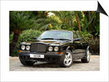 2001 Bentley Continental Prints by S. Clay