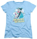 Womens: Wonder Woman - I'm Wonder Woman T-shirts