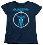 Womens: Watchmen - Anatomy T-Shirt