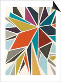 Pinwheel I Prints by Erica J. Vess