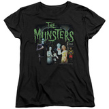 Womens: The Munsters - 1313 50 Years Shirt
