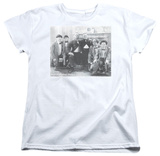 Womens: The Three Stooges - Hello T-shirts