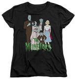 Womens: The Munsters - The Family T-Shirt