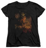 Womens: Trick R Treat - Movie Poster T-Shirt