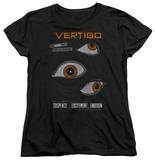 Womens: Vertigo - Eyes Poster T-shirts