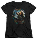 Womens: The Hobbit: The Desolation of Smaug - Knives T-shirts