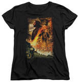 Womens: The Hobbit: The Desolation of Smaug - Golden Chamber T-shirts