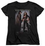 Womens: Van Helsing - Team Up T-shirts