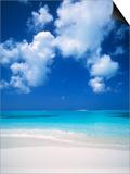 Exuma Island Beach Posters by George H.H. Huey
