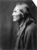 Alchise, Apache Indian Plakater af Edward S. Curtis