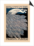 Moderni juliste Posters tekijänä Will H. Bradley