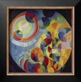 Circular Shapes, Sun and Moon, 1912/31 Posters by Robert Delaunay