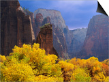 Zion National Park Prints by George H.H. Huey
