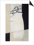 Sodo Vase I Print by J.b. Hall
