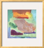 Spring Bank, c.1974 Art by Helen Frankenthaler