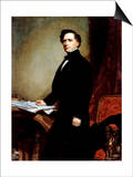 Franklin Pierce Prints by George P.A. Healy