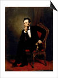 Abraham Lincoln Posters by George P.A. Healy