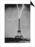 Thunder and Lightning Prints by M.g. Loppe