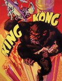 King Kong - Grab Masterdruck